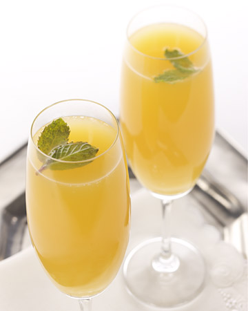 menning mimosa by martha stewart