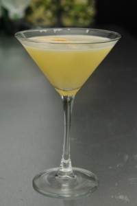 Corpse Reviver halloween cocktail recipe with Tanqueray London Dry Gin
