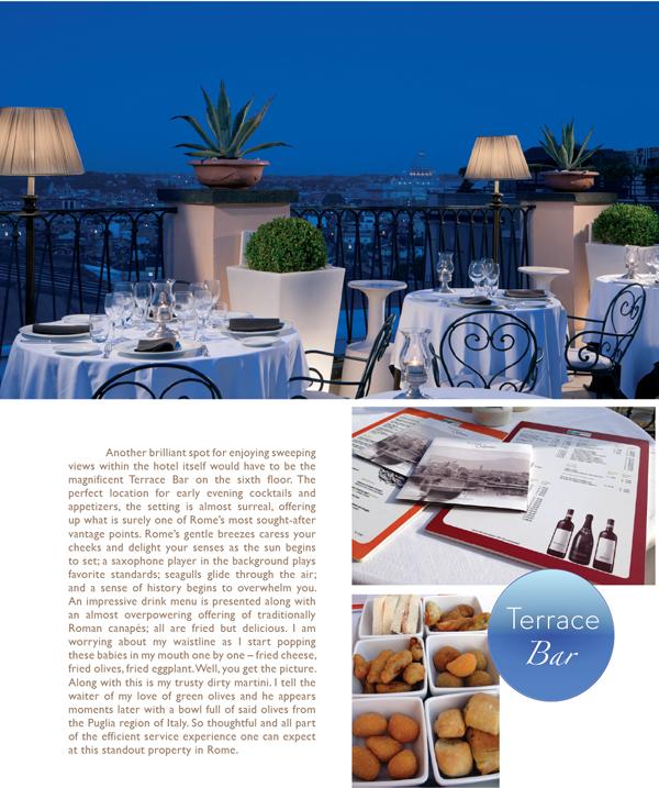intercontinental - hotel de la ville - italy