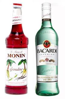 bacardi cocktail - prohibition era