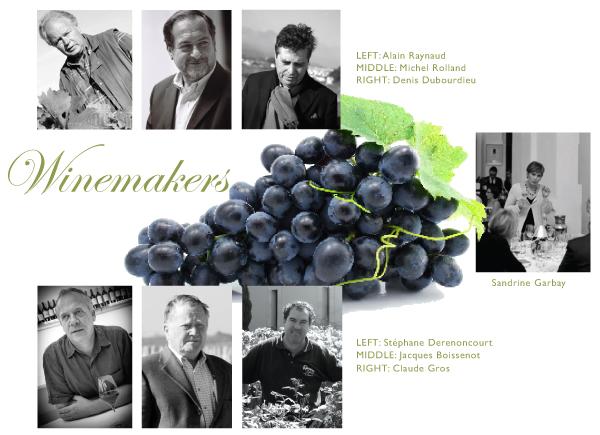top winemakers