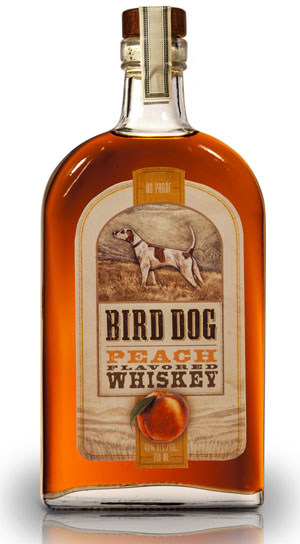 Bird Dog peach whiskey cocktail recipe