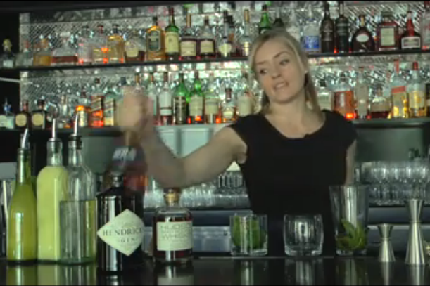 charlotte voisey - how to make a mint julep for the kentucky derby