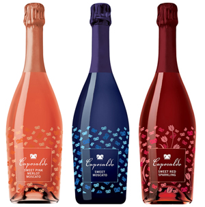 caposaldo new sparkling wines