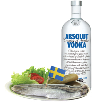 absolut vodka food pairing by tony abou-ganim