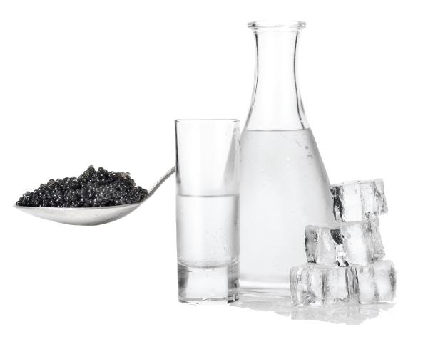 food and vodka by tony abou-ganim