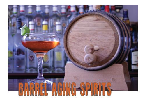 barreling spirits
