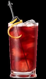 Chambord Fleur De Lis cocktail