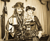 Pirate Themed Stage Shows
