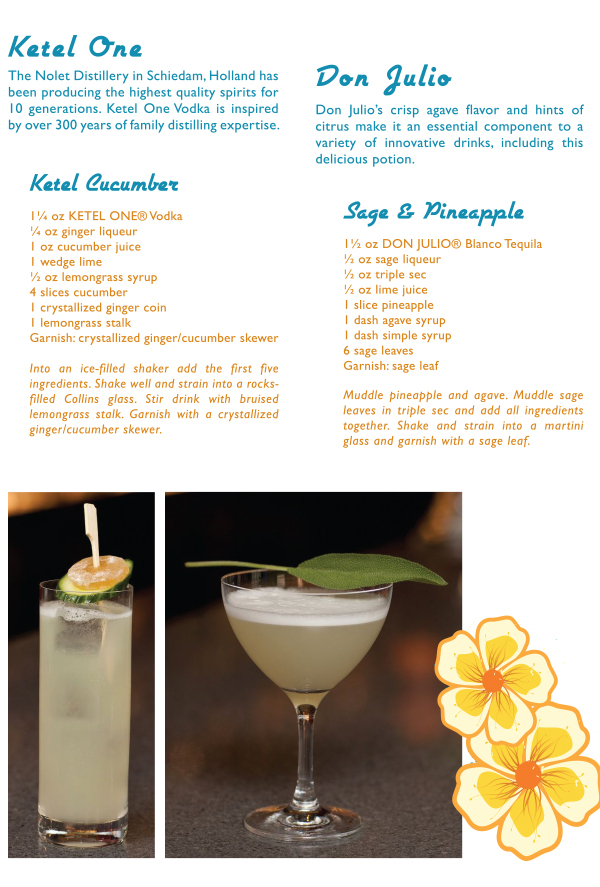 ketel one cocktail recipes