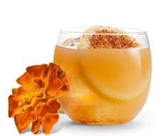 Halloween themed cocktails recipes - milagro anejo - come back to life punch