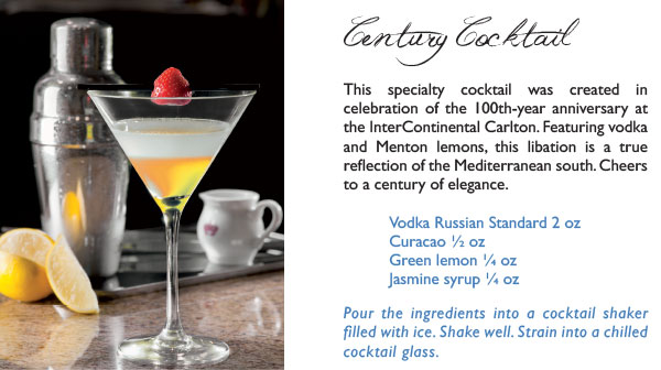century cocktail