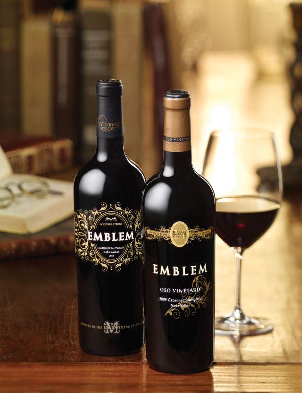 emblem wine