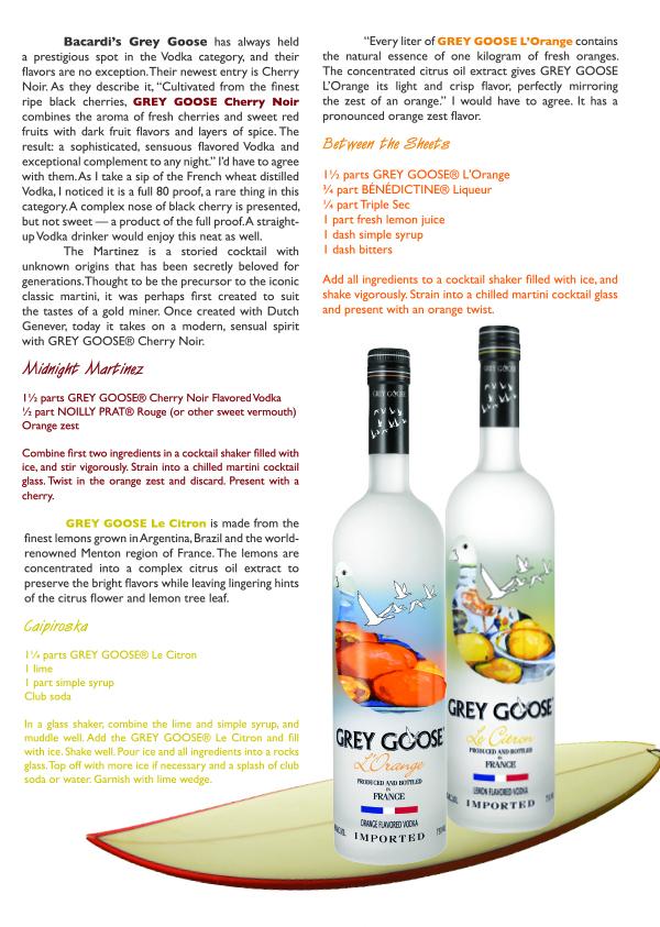 grey goose cocktail recipes