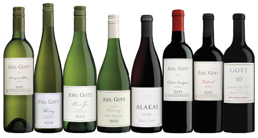 joel gott wines