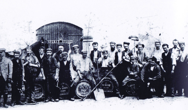 history of william grant and sons scotch whiskey