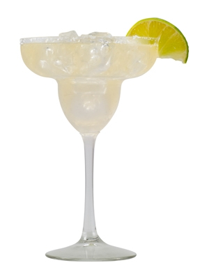 agave low calorie margarita