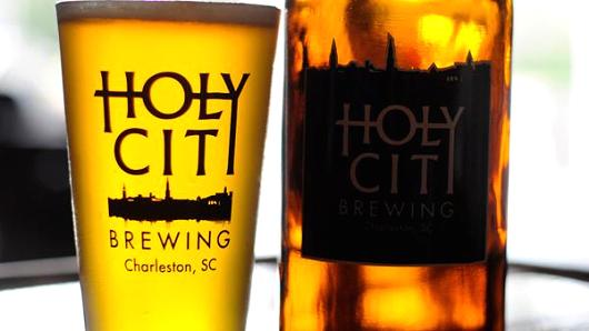 craft brewers - Holy City Brewing from Charleston, SC