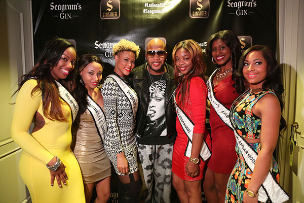 seagram's gin - love & hip hop and real housewives of atlanta