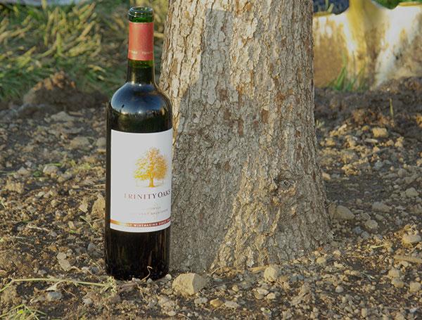 trinity oaks - one bottle one tree