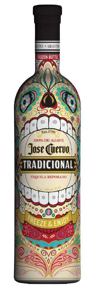 jose cuervo - day of the dead theme
