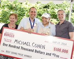 Sutter Home Family Vineyards Announces The $100,000 Winner