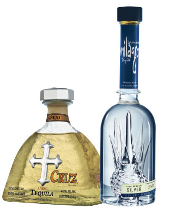 tequila bottle designs