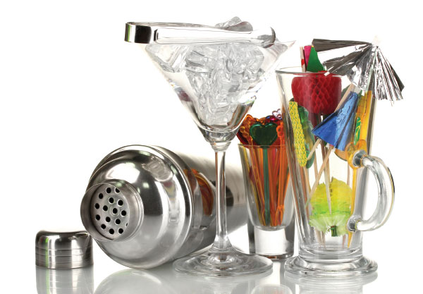 flair bartender - tom dyer