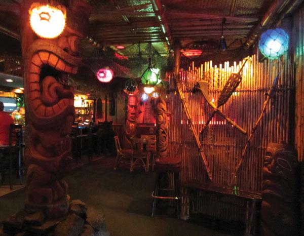 Frankie's Tiki Room,