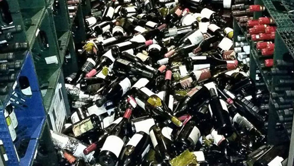 napa earthquake affects wineries