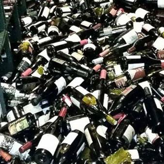 Wine Spectator: Earthquake Strikes Napa Valley