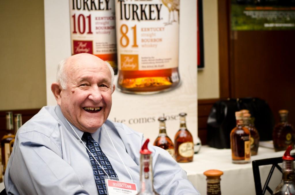 jimmy russell - wild turkey master distiller