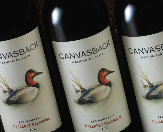 Duckhorn Wine Company Debuts Its Canvasback Washington State Red Mountain Cabernet Sauvignon