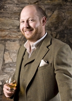 Stephen Marshall, Bacardi's global marketing manager, whisky
