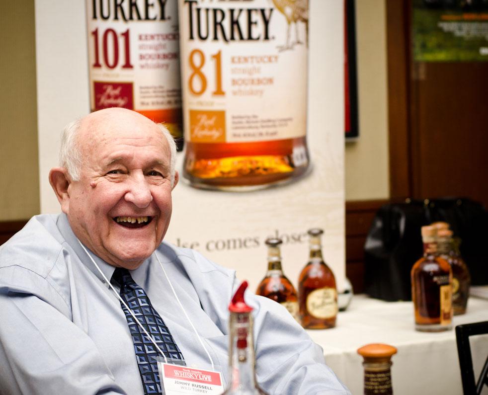 Wild Turkey® Master Distiller Receives Distinctive Honors From Kentucky Distillers' Association