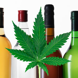 How the Alcohol Industry Sees Marijuana Legalization
