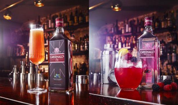 greenalls flavored gin