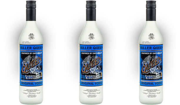 Killer Queen Vodka