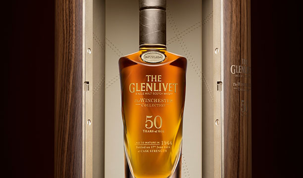 The Glenlivet Winchester Collection