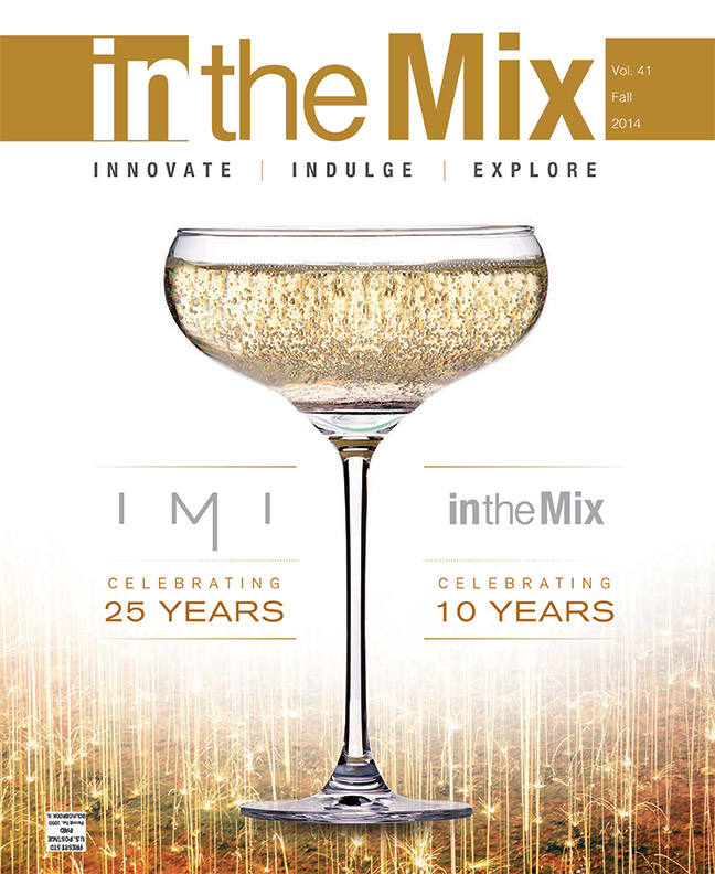 In The Mix Magazine Cover