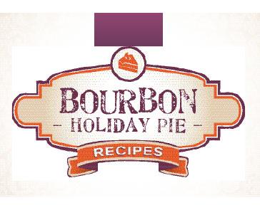 Bourbon Holiday Pie Recipes