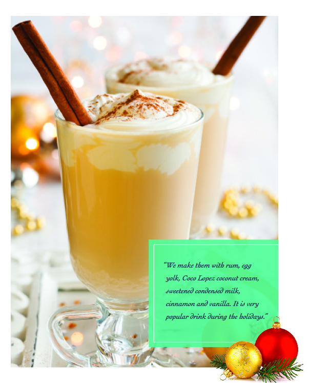 egg nog recipe by tony abou-ganim