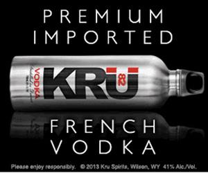 Kru Vodka