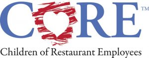 core - children of restaurant employees - logo