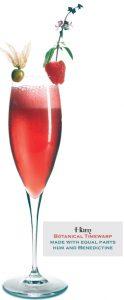 Hum / Benedictine Cocktail