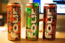 Four Loko - (CABs) Caffeinated Alcoholic Beverages
