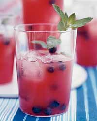 Patron Silver Watermelon-Tequila cocktail by Bobby Flay