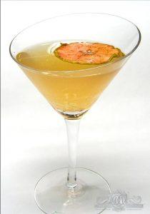 Secret Apple Martini - Emilio Tiburcio