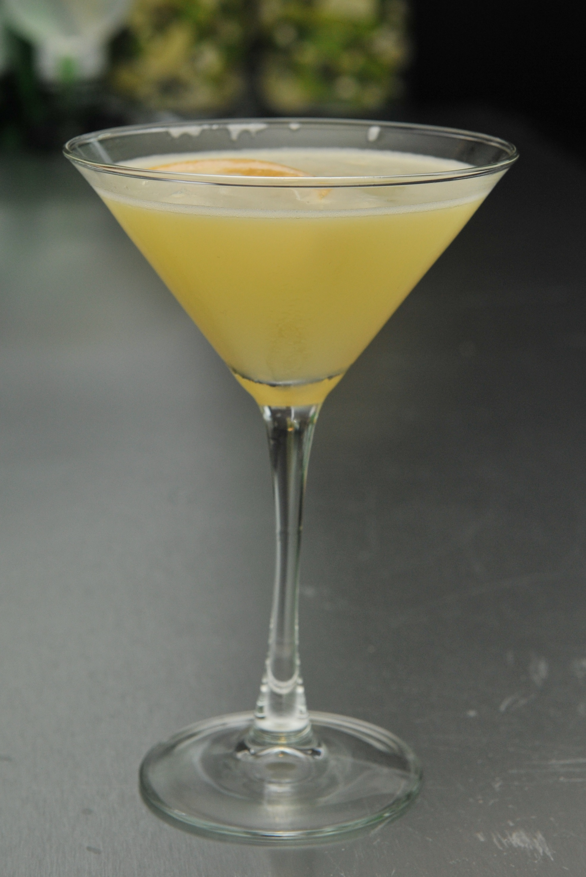 corpse reviver halloween cocktail recipe with tanqueray