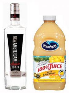 colony cocktail - prohibition era